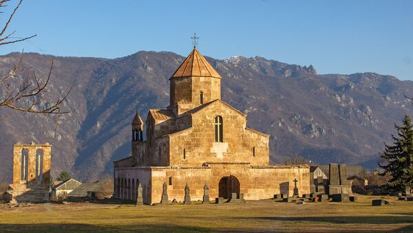 Таинства Одзунского монастыря - Sputnik Արմենիա