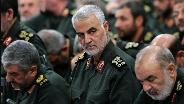 Генерал Касем Сулеймани - Sputnik Армения