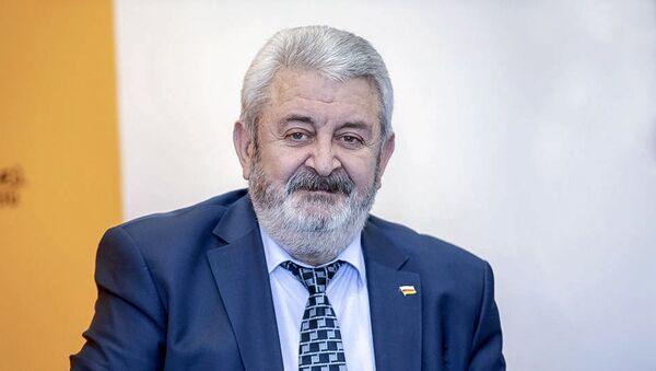 Директор Национального музея Южной Осетии Мераб Зассеев   - Sputnik Армения