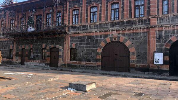 Музей народной архитектуры и городского быта в Гюмри - Sputnik Արմենիա