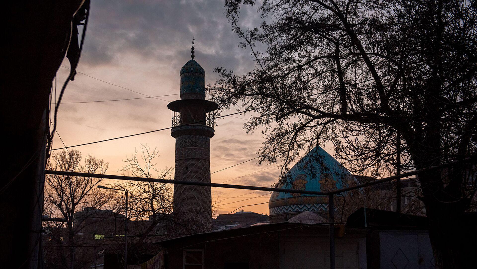 Голубая мечеть, Ереван - Sputnik Արմենիա, 1920, 05.07.2021