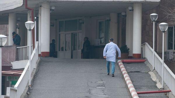 Медицинский центр Сурб Григор Лусаворич - Sputnik Արմենիա