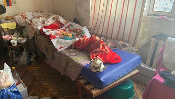 Приют для бездомных фонда Ганс Кристиан Кофоед   - Sputnik Արմենիա