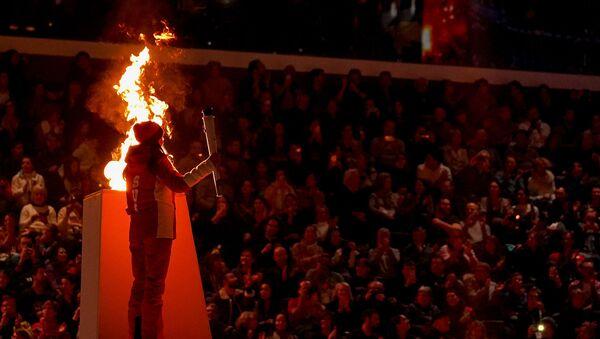 Церемония открытия III Зимних юношеских Олимпийских игр (9 января 2020). Лозанна - Sputnik Արմենիա