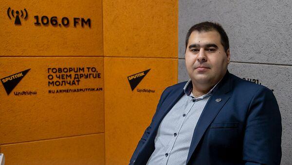 «Բալային համակարգի կիրառմամբ նվազել է ՃՏՊ-ների քանակը». Սերգեյ Ղահրամանյան - Sputnik Արմենիա