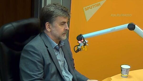 Николай Дурманов - Sputnik Армения