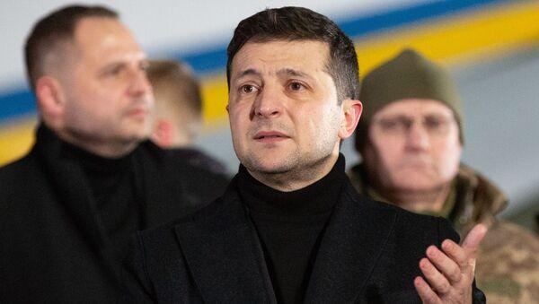 Обмен военнопленными между ДНР, ЛНР и Украиной в Донецкой области - Sputnik Արմենիա