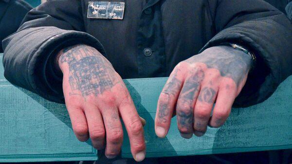 Заключенные исправительной колонии строгого режима - Sputnik Արմենիա