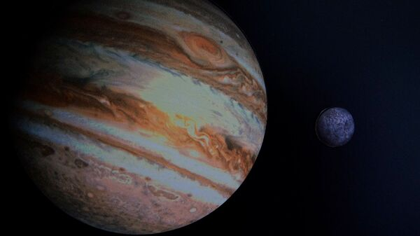 Планеты Юпитер и Плутон - Sputnik Армения