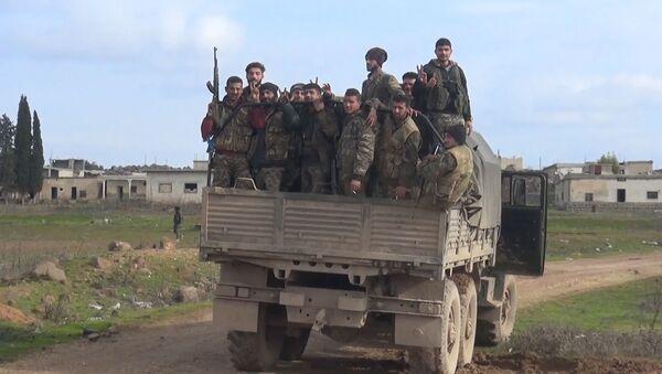 В сирийской провинции Идлиб вступил в силу режим прекращения огня - Sputnik Армения