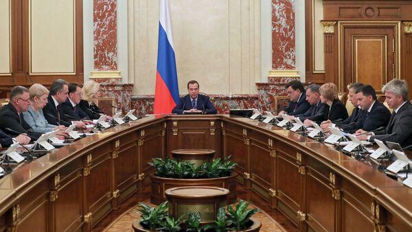 Совещание кабинета министров России (6 декабря 2019). Москва - Sputnik Արմենիա