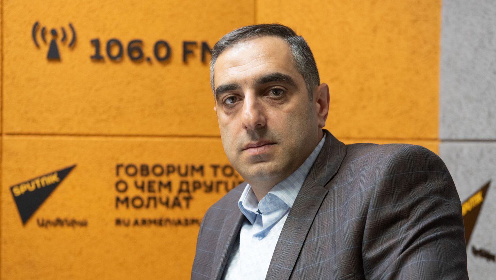 Самсон Григорян - Sputnik Արմենիա, 1920, 09.08.2021
