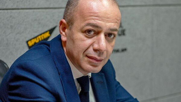 Артур Овсепян - Sputnik Արմենիա