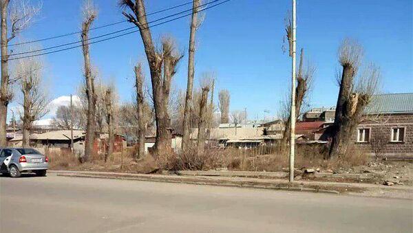Улица Тиграняна в Гюмри - Sputnik Արմենիա