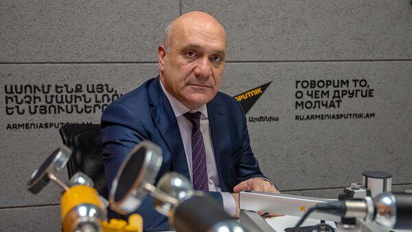 Ашот Меликян - Sputnik Արմենիա