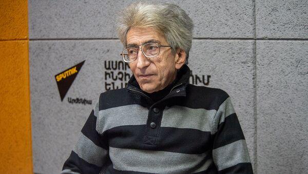 Акоп Чакрян - Sputnik Արմենիա