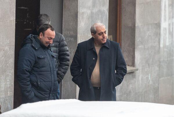 ՍԴ նախագահ Հրայր Թովմասյանը ողբում է Գեորգի Կուտոյանի մահը - Sputnik Արմենիա