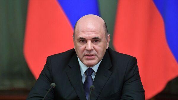 Премьер-министр РФ Михаил Мишустин - Sputnik Армения