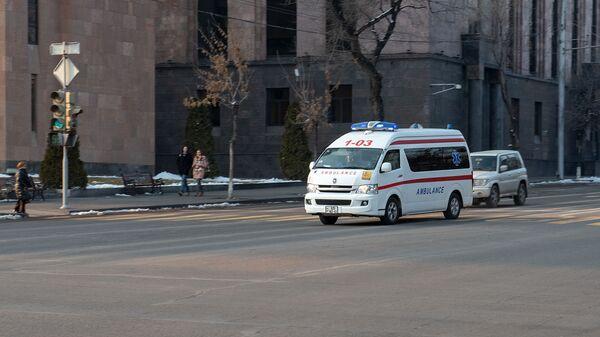 Автомобиль скорой помощи - Sputnik Արմենիա