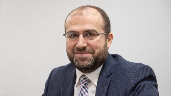 Министр окружающей среды Эрик Григорян в гостях Sputnik Армения - Sputnik Արմենիա