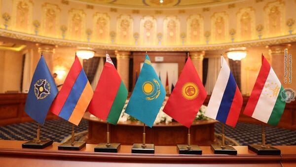 Флаги государств-членов ОДКБ - Sputnik Արմենիա