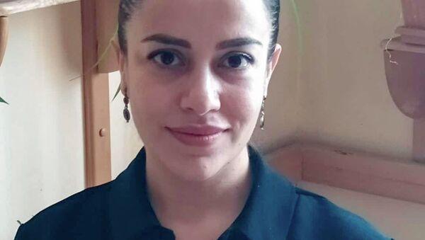 Лиана Егиазарян - Sputnik Արմենիա