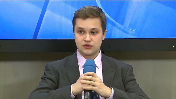Политолог Александр Коньков - Sputnik Армения