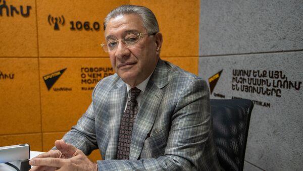Самвел Чзмачян - Sputnik Արմենիա