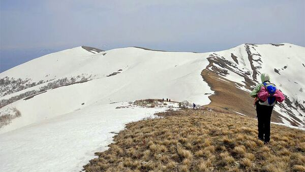 Гора Ара - Sputnik Արմենիա