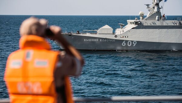 Учения Черноморского флота - Sputnik Արմենիա