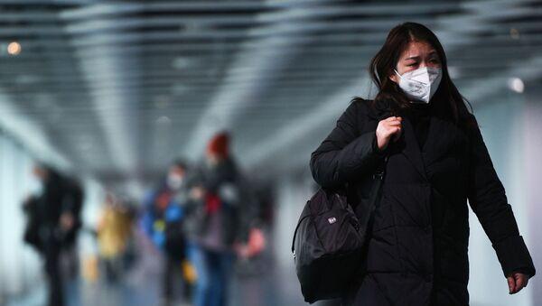 Усиление санитарно-карантинного контроля в аэропортах в связи с угрозой распространения коронавируса - Sputnik Արմենիա