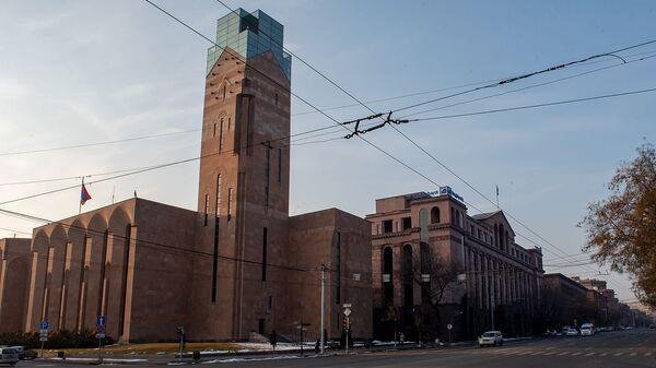Башня с часами мэрии Еревана - Sputnik Արմենիա