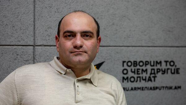 Тадевос Аветисян - Sputnik Արմենիա