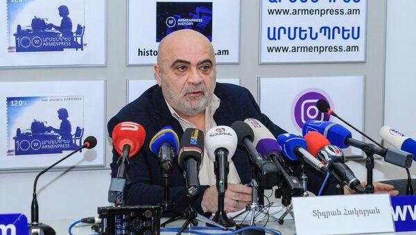 Тигран Акопян - Sputnik Армения