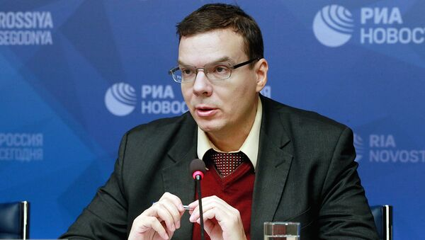 Андрей Казанцев - Sputnik Армения