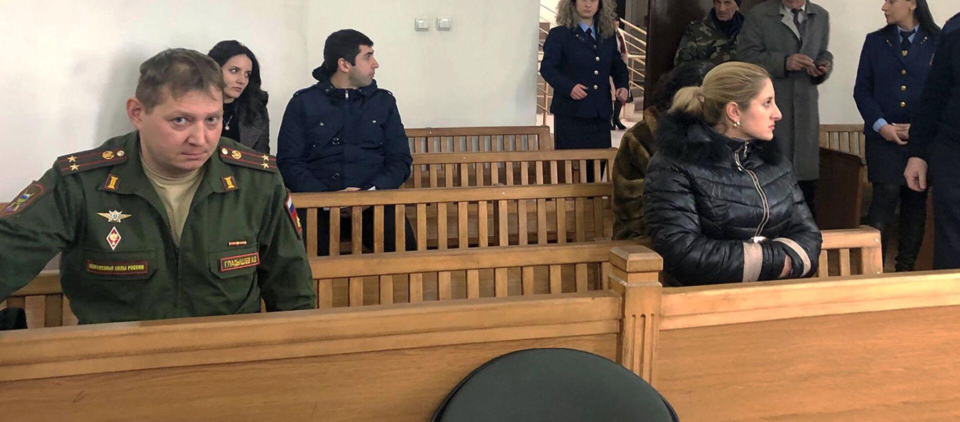 Судебное заседание по делу смерти Джулиетты Гукасян (4 февраля 2020). Гюмри - Sputnik Արմենիա, 1920, 04.02.2020