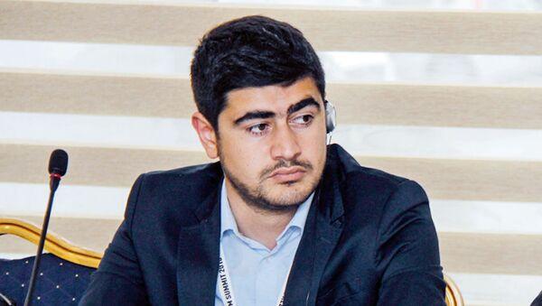 Эксперт агентства по защите персональных данных министерства юстиции Армении Мкртич Хачатрян - Sputnik Արմենիա