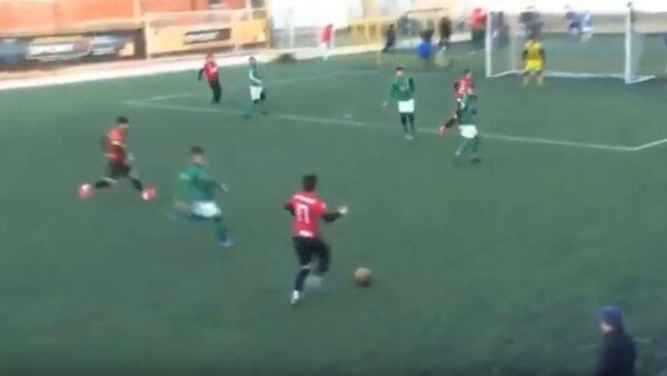 Команда на команду: дагестанские футболисты устроили массовую драку - Sputnik Արմենիա