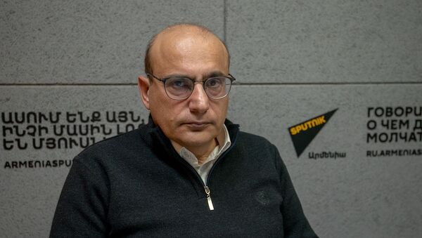 Степан Даниелян - Sputnik Արմենիա