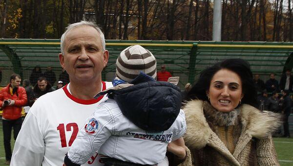 Президент Союза ветеранов футбола России Александр Мирзоян - Sputnik Արմենիա