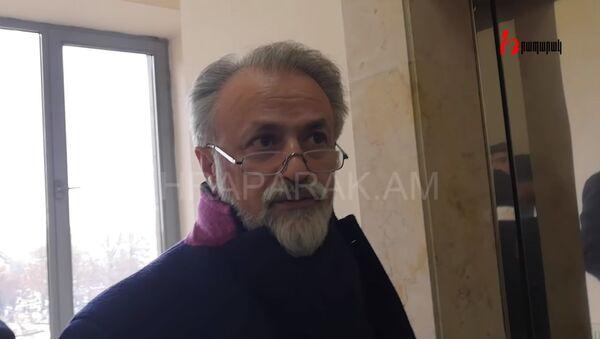 Обыски в Комитете по градостроительству Армении - Sputnik Արմենիա