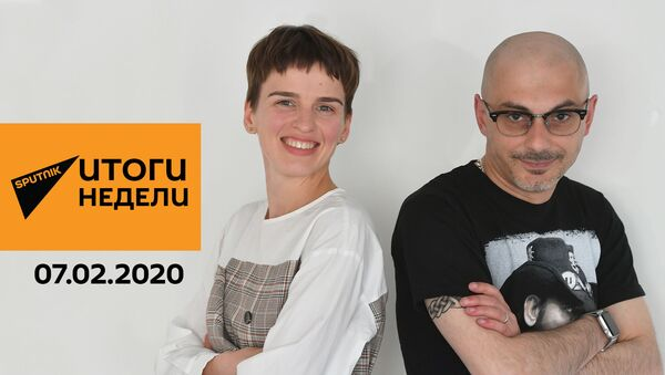 Итоги недели с Арменом Гаспаряном - Sputnik Армения