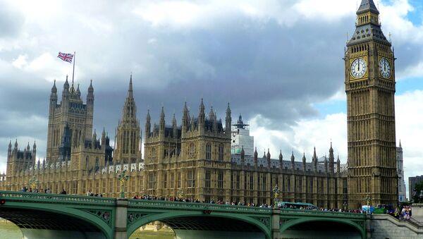 Здание британского парламента (Вестминстерский дворец) - Sputnik Արմենիա