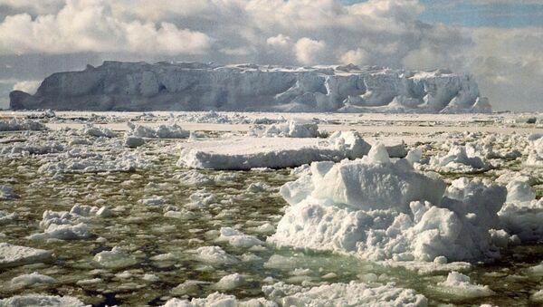 Таяние льдов в Антарктиде - Sputnik Արմենիա