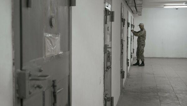 Колония создана для содержания заключенных, приговоренных к пожизненному заключению. - Sputnik Արմենիա