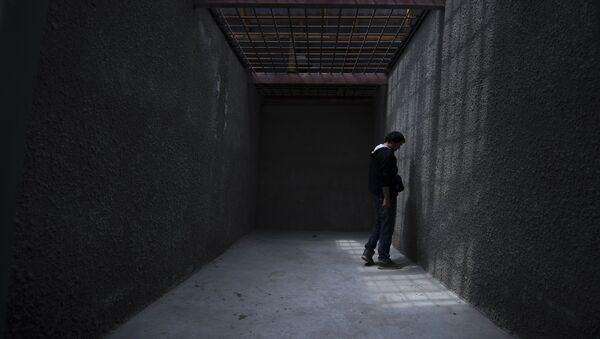 Заключенный в колонии  - Sputnik Արմենիա