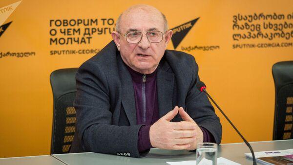 Доктор права, профессор Венеди Бенидзе - Sputnik Армения