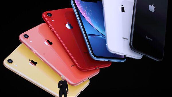 Apple может выпустить смартфон с гибким экраном - Sputnik Армения