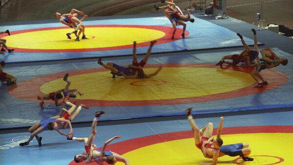 Борьба - Sputnik Армения