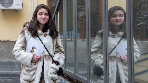 Молодой дизайнер Лиана Карапетян - Sputnik Արմենիա